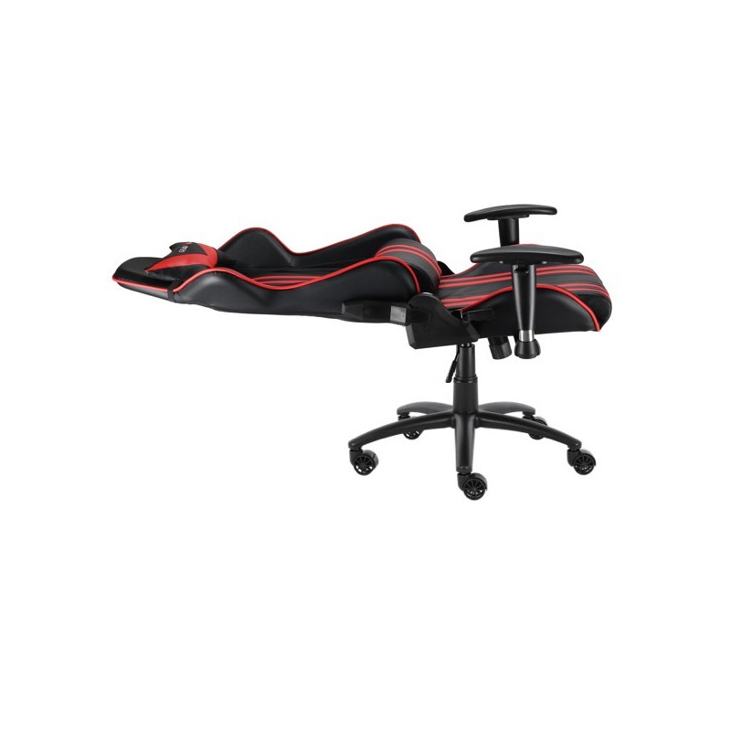 Gear4U Elite gaming chair rood / zwart