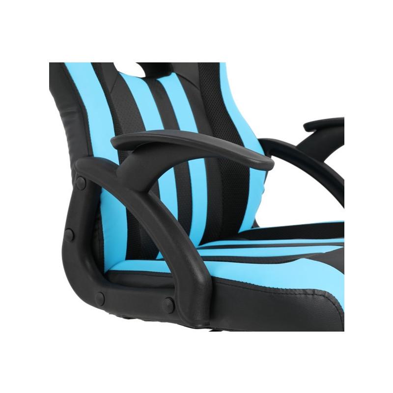 Gear4U Junior Hero gaming chair blauw / zwart