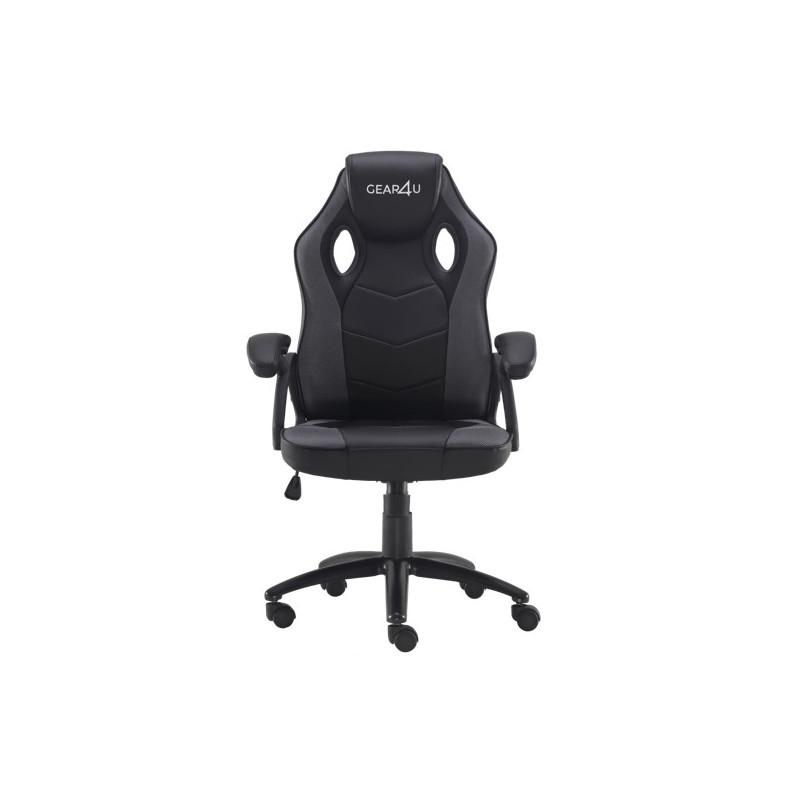 Gear4U Rook gaming chair zwart