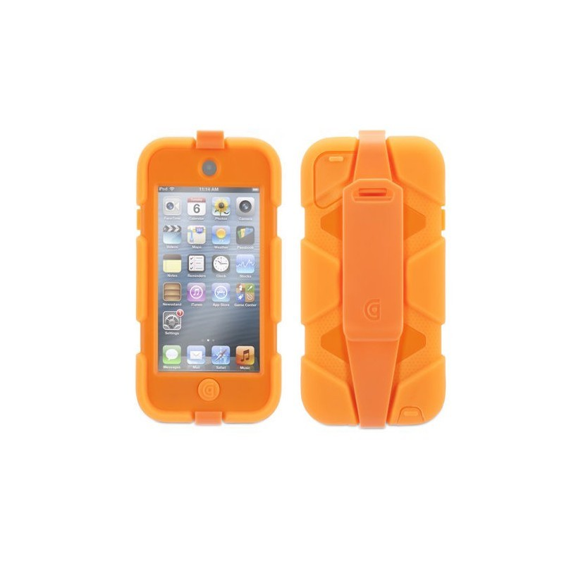 Griffin Survivor Hardcase iPod Touch 5G oranje