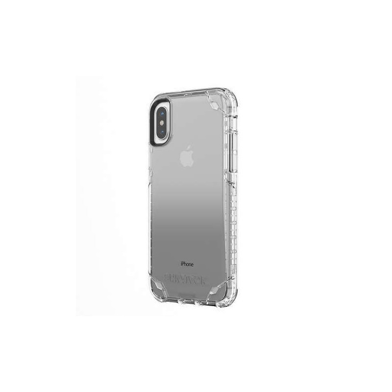 Griffin Survivor Strong iPhone X / XS clear