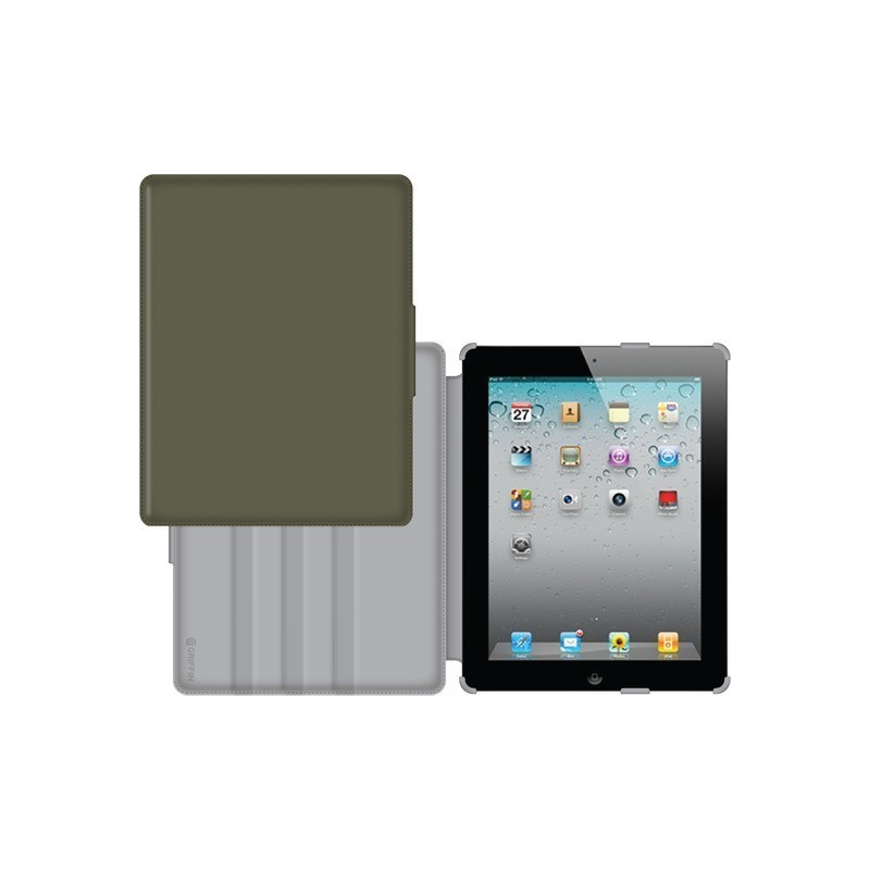 Griffin journal case iPad Air 1 groen