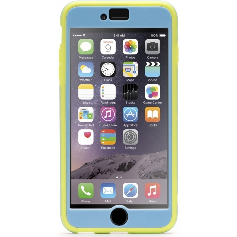 Griffin Identity Performance Traction Back case iPhone 6 Plus(S) Navy