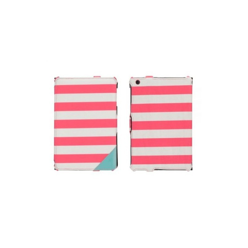 Griffin Journal Booklet Case iPad Mini roze/wit
