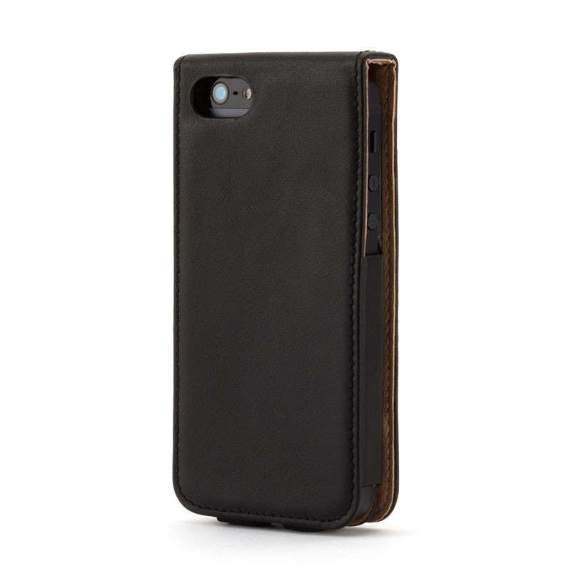 Griffin Midtown flip case iPhone 5(S)/SE/C zwart