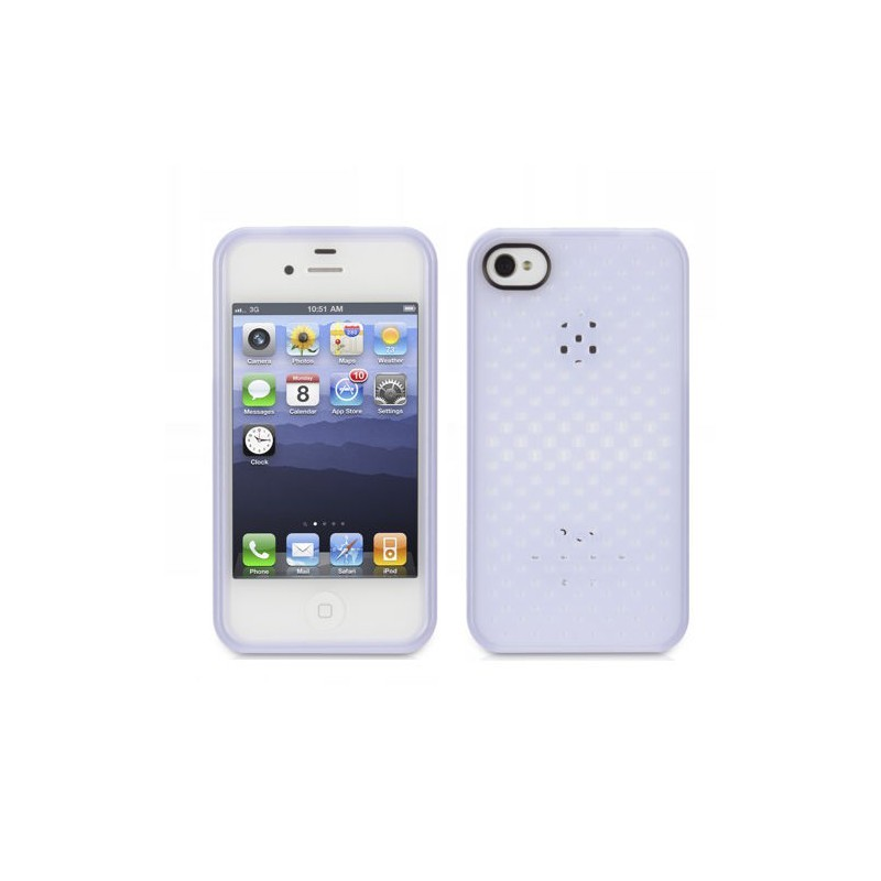 Griffin iClear Air iPhone 4(S) Lavendel