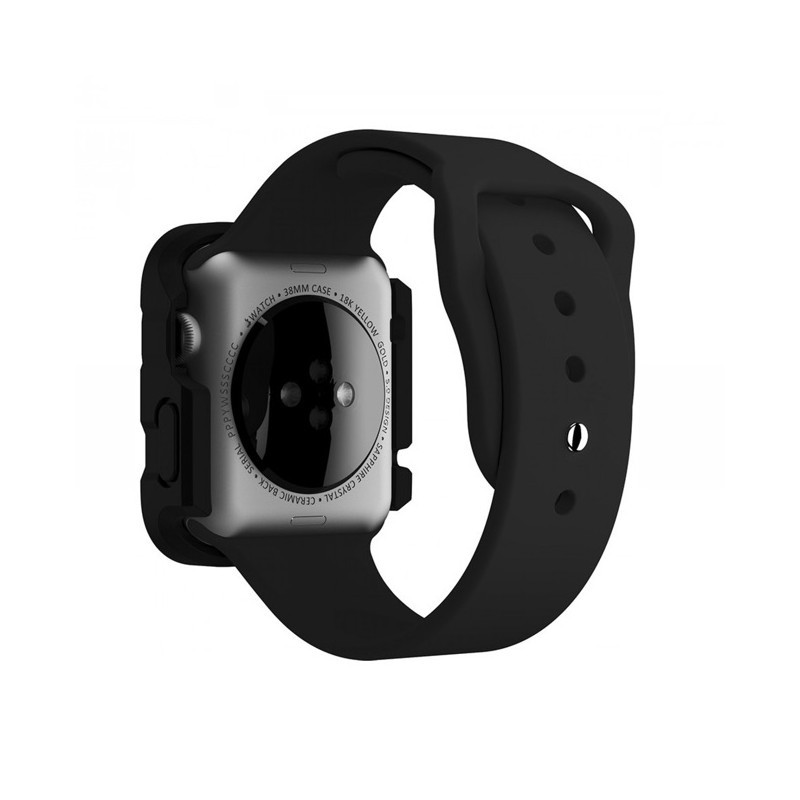 Griffin Survivor Apple Watch Case 42mm zwart