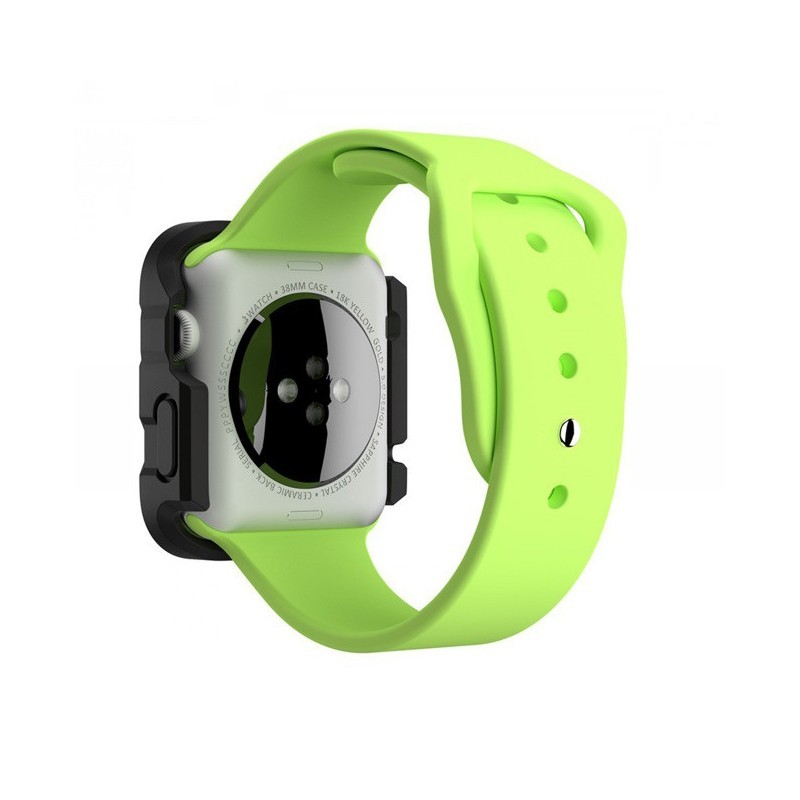 Griffin Survivor Apple Watch Case 42mm groen