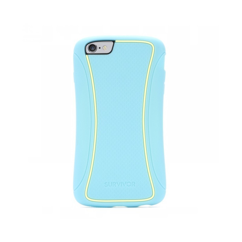 Griffin Survivor Slim iPhone 6(S) Plus Turquoise