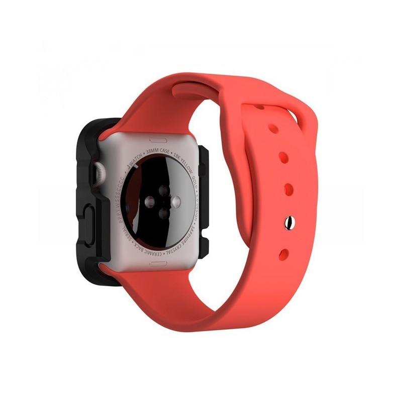 Griffin Survivor Apple Watch Case 42mm rood