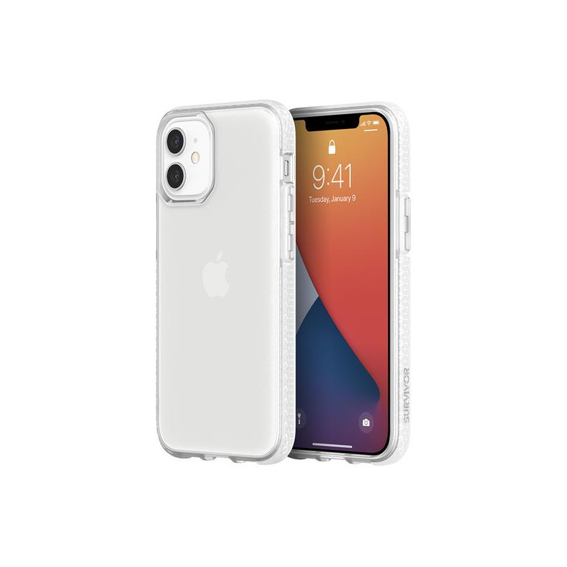 Griffin Survivor Clear case iPhone 12 mini clear