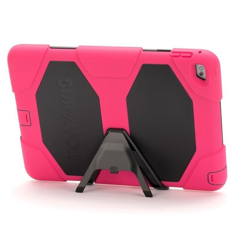 Griffin Survivor Extreme Duty hardcase iPad Air 2 roze (GB40337)