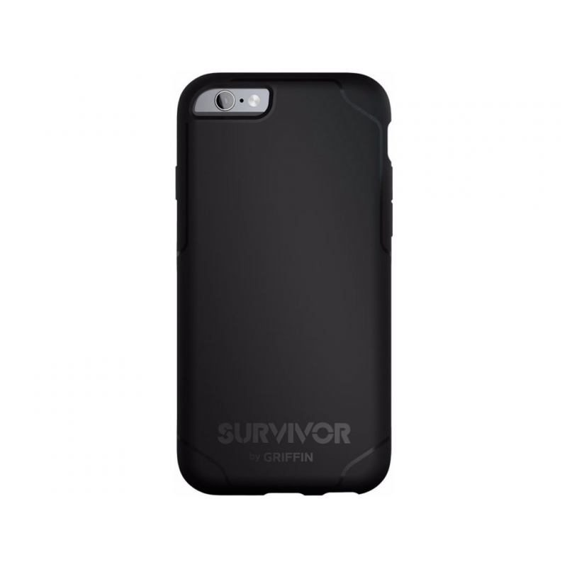 Griffin Survivor Journey iPhone 6(S)/7 Plus zwart