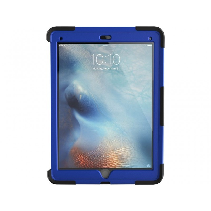 Griffin Survivor Slim iPad Pro 12,9 blauw/zwart