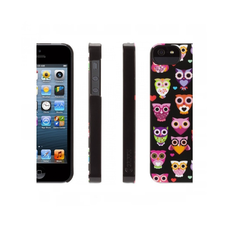 Griffin WiseEyes iPhone 5(S)/SE zwart