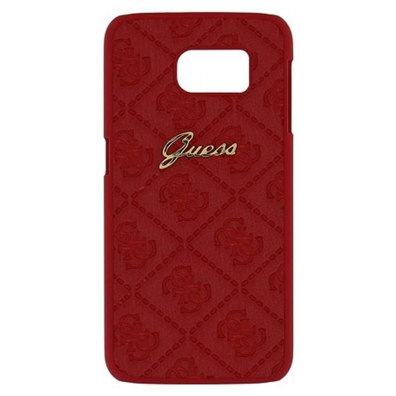 Scarlett Galaxy S6 Hardcase Red