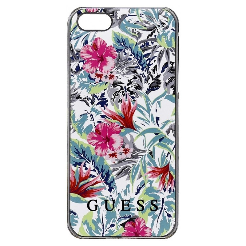Guess iPhone 5 / 5S Hardcase Jungle
