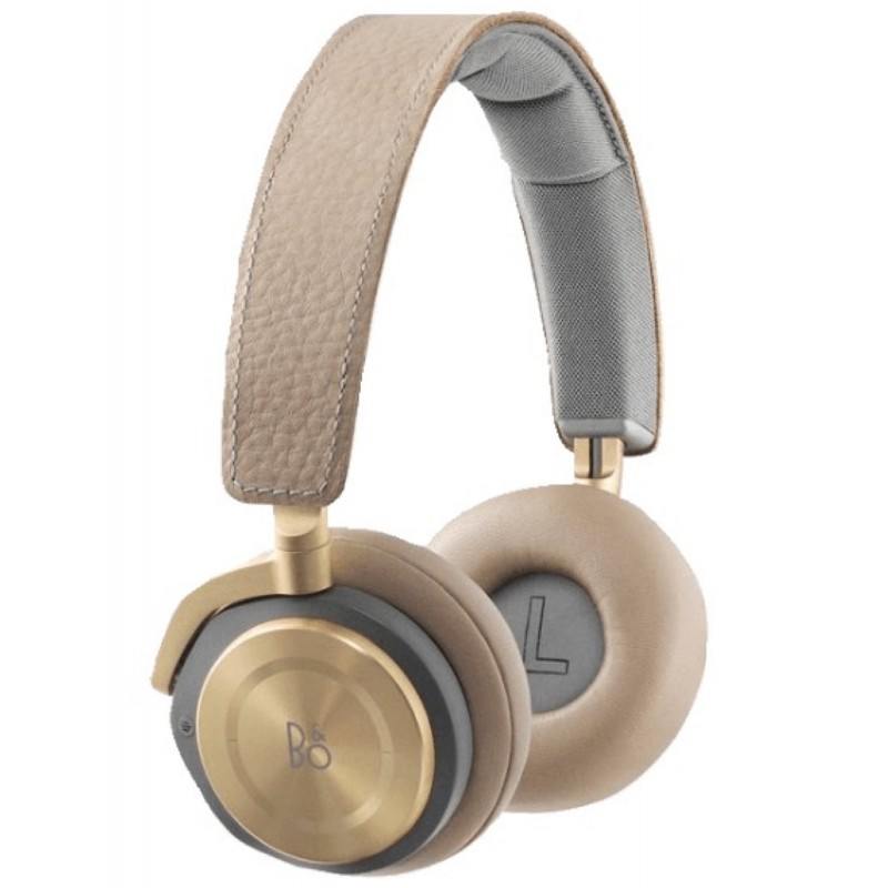 BeoPlay hoofdtelefoon H8 argilla bright
