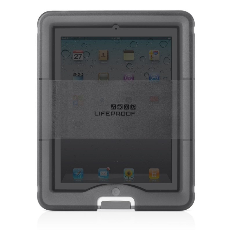 Lifeproof Nüüd case iPad wit