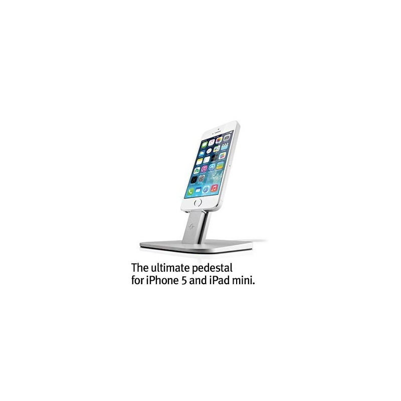 Twelve South HiRise voor iPhone 5(S)/(C) / iPad Mini / iPod Touch 5G