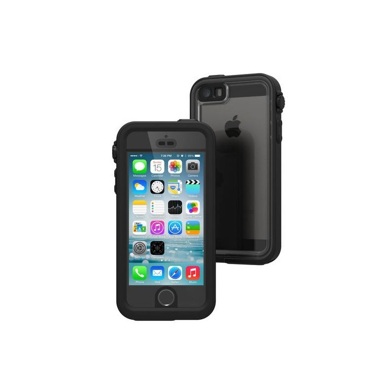 Catalyst Waterproof Case iPhone 5(S)/SE zwart