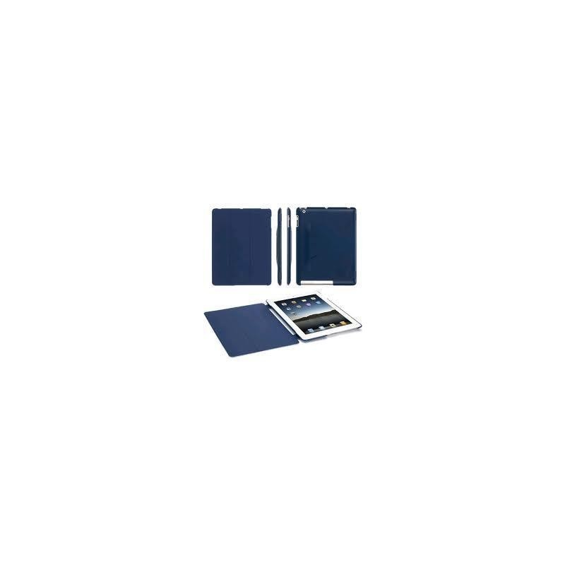 Griffin IntelliCase iPad 2/3/4 blauw