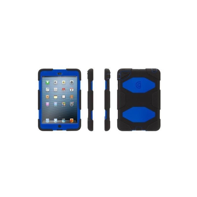 Griffin Survivor Extreme Duty hardcase iPad Mini blauw/zwart
