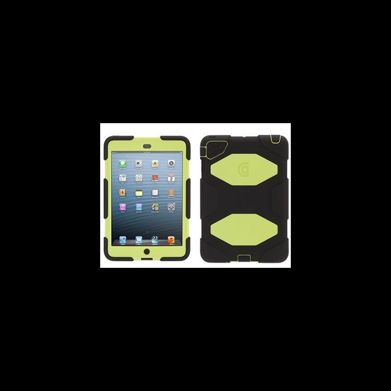 Griffin Survivor Extreme Duty hardcase iPad Mini groen/zwart (lime)