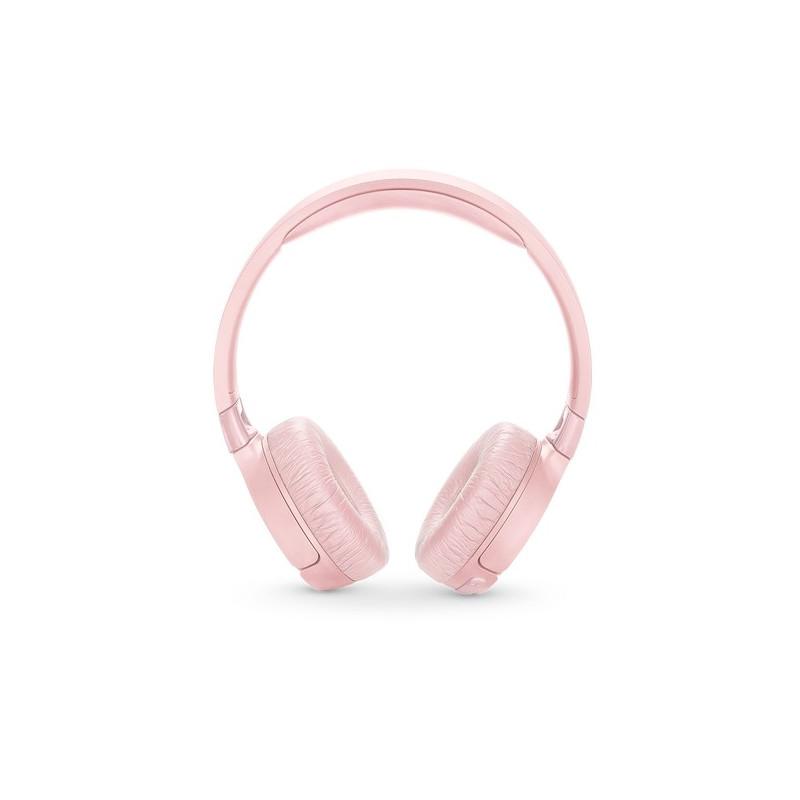 JBL Tune 600BTNC Draadloze on-ear koptelefoon roze