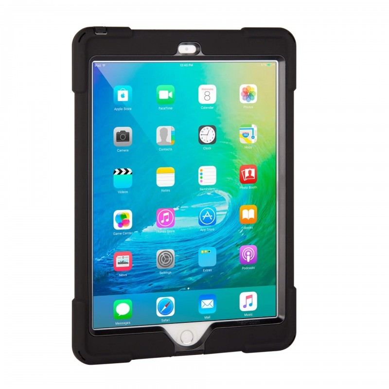 Joy Factory aXtion Bold Rugged iPad 2017 zwart