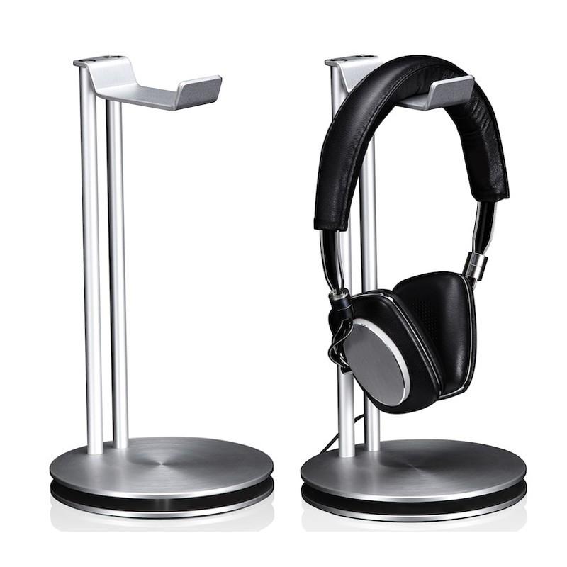 Just Mobile hoofdtelefoon standaard aluminium