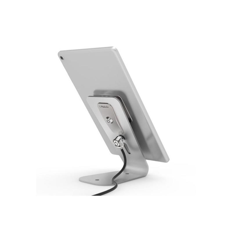 Maclocks HoverTab universele tablet standaard zilver