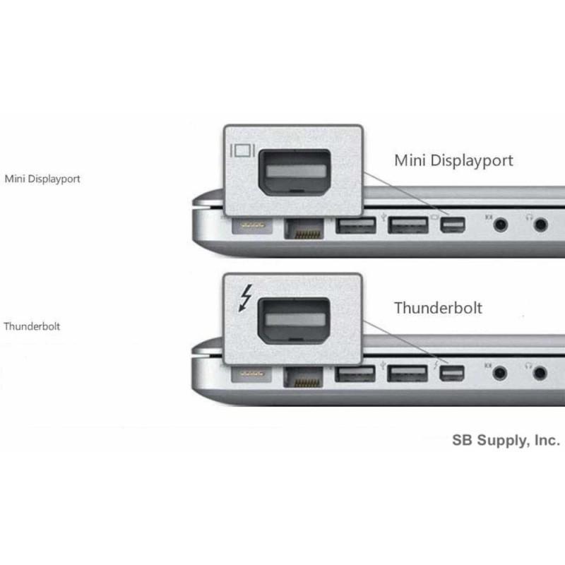 Mini Displayport Naar Dvi Adapter Thunderbolt Naar Dvi Kabel