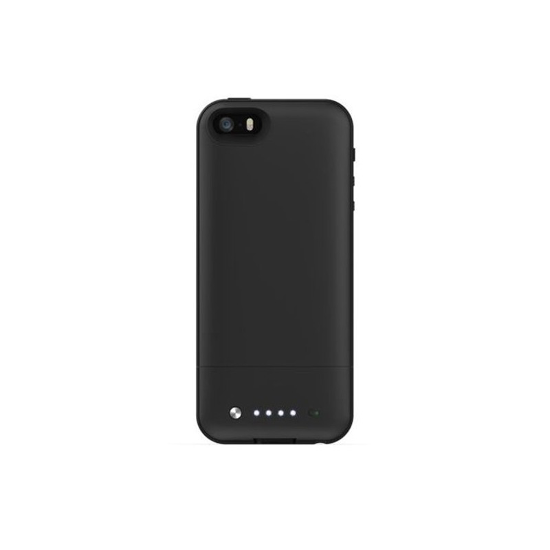 Mophie space Pack 64 GB iPhone 5(S) zwart