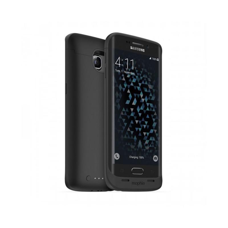 Mophie juice pack Galaxy S6 Edge 3300 mAh zwart
