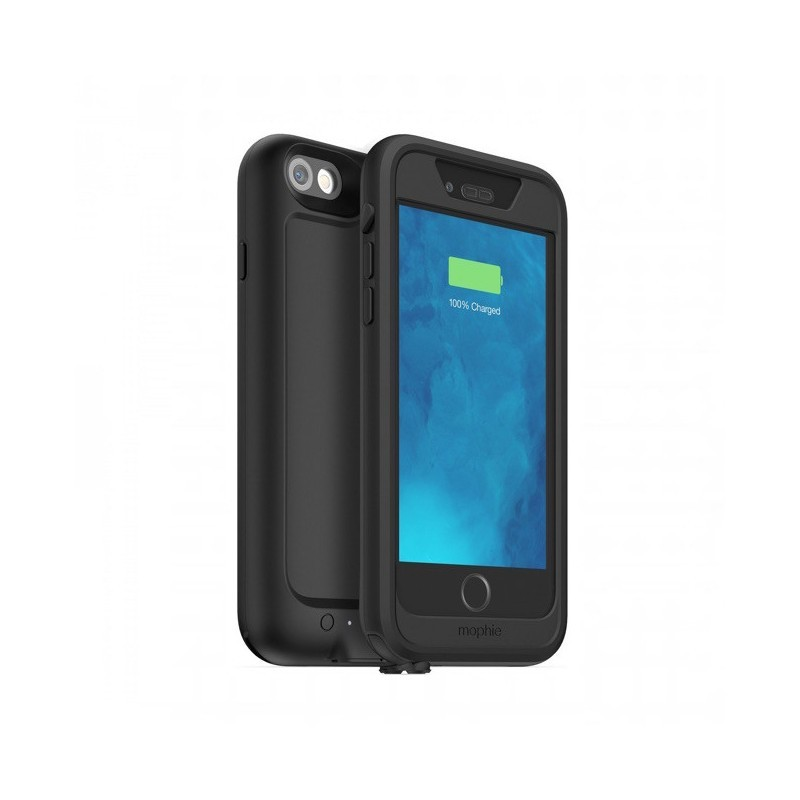 Mophie juice pack H2PRO iPhone 6(S) 2750mAh zwart
