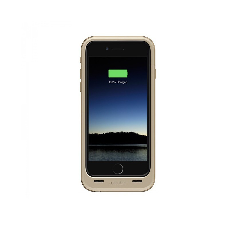 Mophie juice pack plus iPhone 6(S) 3300 mAh goud