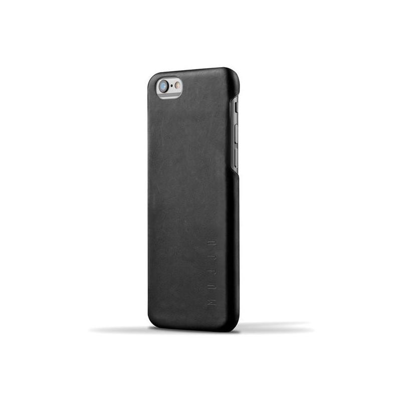 Mujjo Leather Case iPhone 6(S) Plus zwart