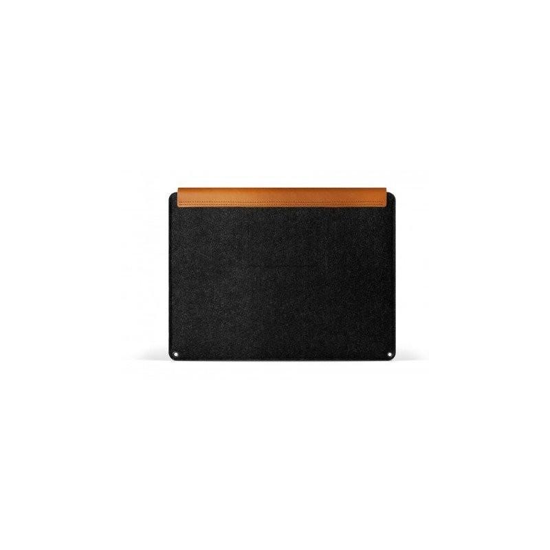 "Mujjo Sleeve MacBook 13"" bruin (tan)"