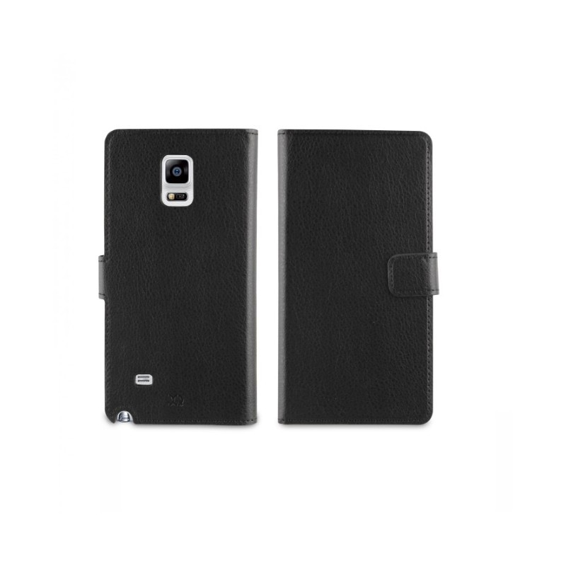 Muvit Wallet Case Galaxy Note 4 zwart