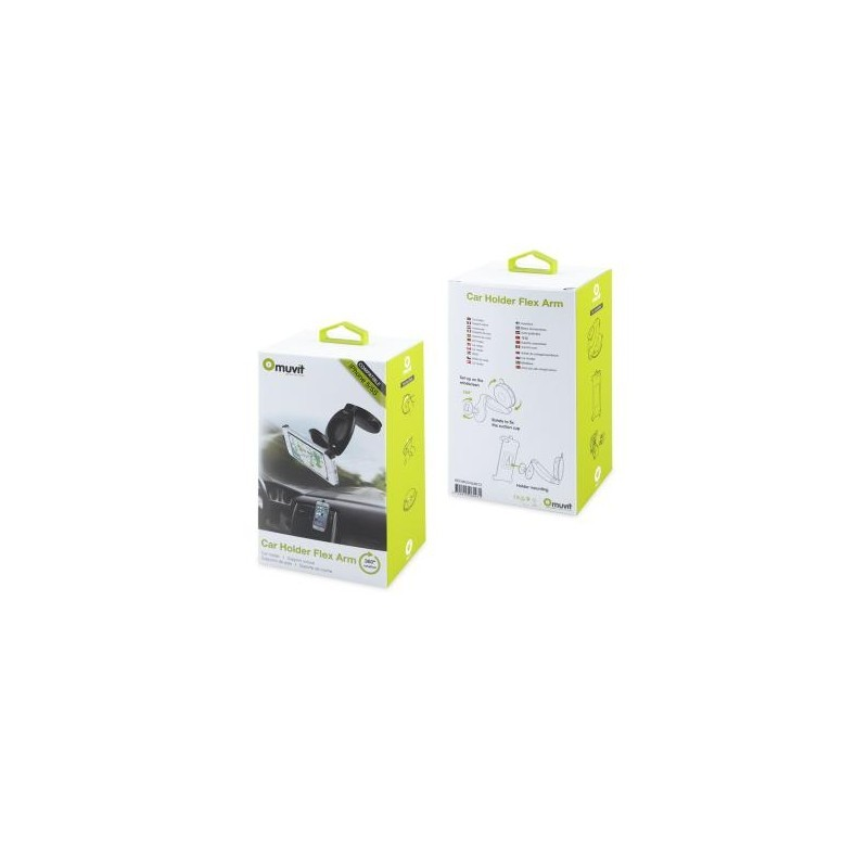 Muvit Autohouder Flex Arm iPhone 5(S)/SE