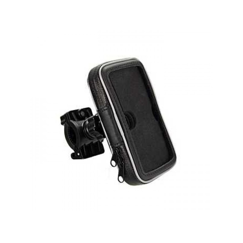Muvit Universal Bike holder (waterbestendige iPhone fietshouder) met waterproof bag