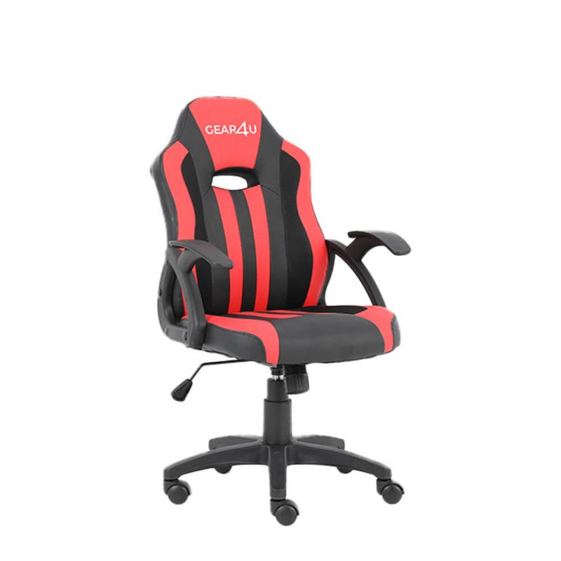 Gear4U Junior Hero gaming chair rood / zwart