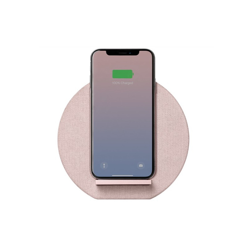 Native Union Dock Wireless Charger roze