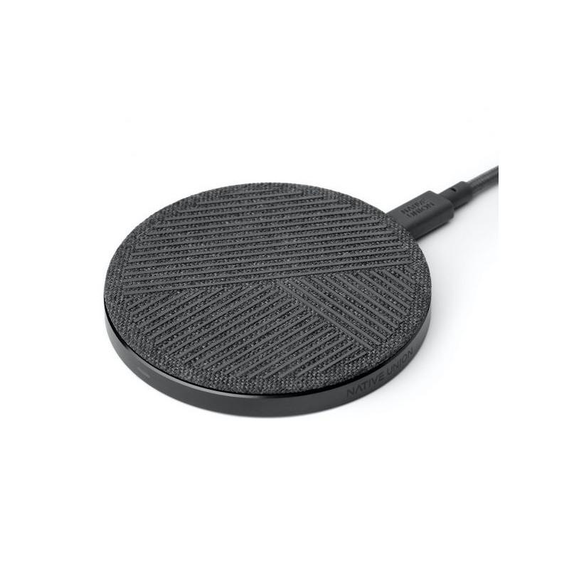 Native Union Drop Wireless Charger 10W zwart