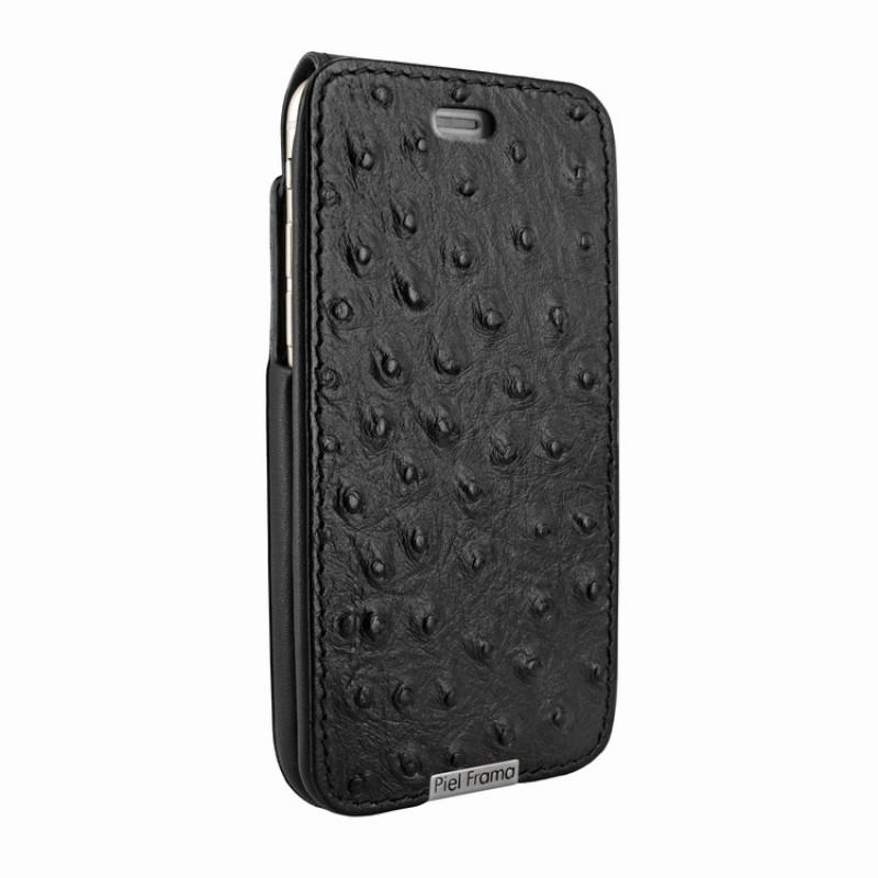 Piel Frama iMagnum iPhone 6(S) Ostrich zwart