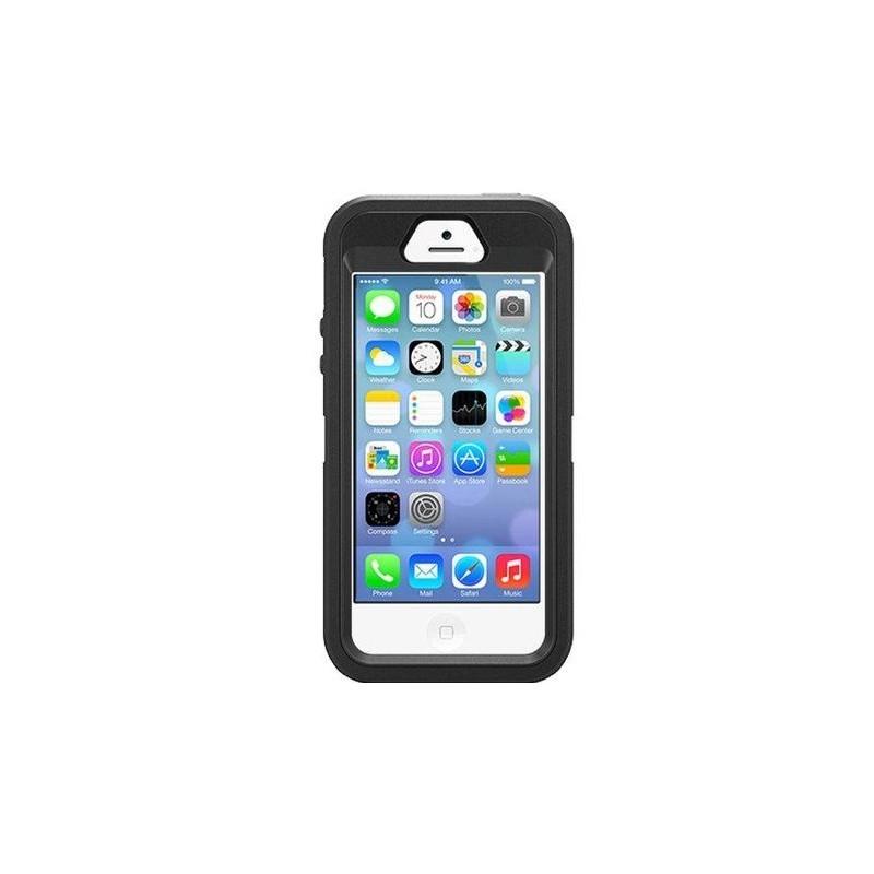 Otterbox Defender case iPhone 5(S)/SE zwart
