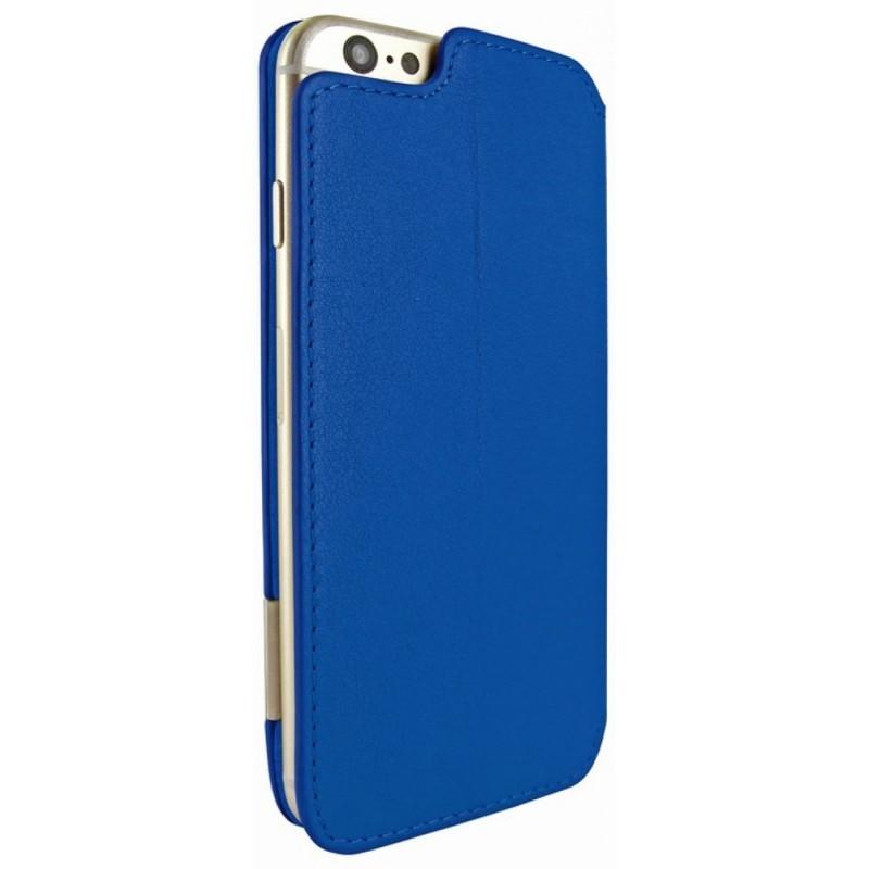 Piel Frama FramaSlim iPhone 6(S) Crocodile Swarovski blauw