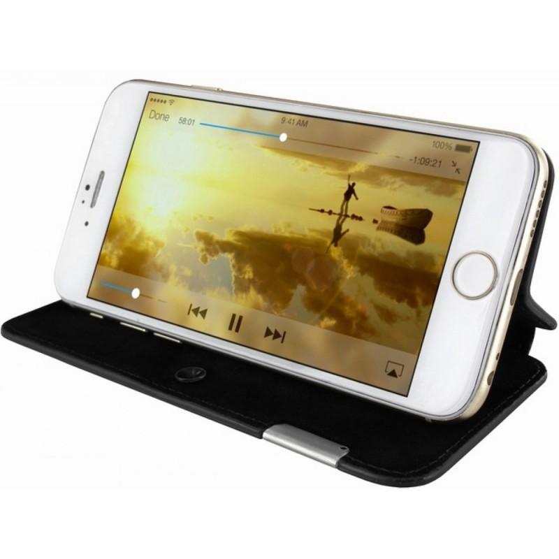 Piel Frama FramaSlim iPhone 6(S) Ostrich zwart