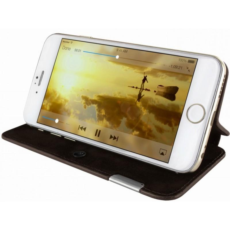 Piel Frama FramaSlim iPhone 6(S) Stingray bruin